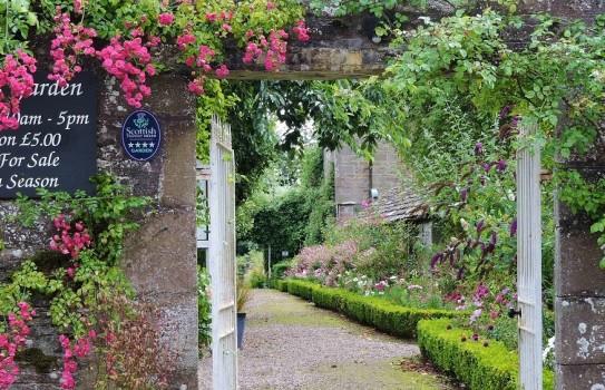Pitmuies Garden