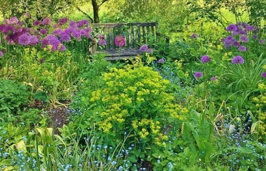 Bates Green Garden