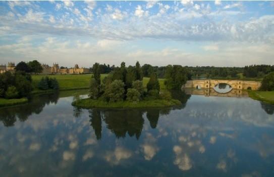 Blenheim Palace Garden