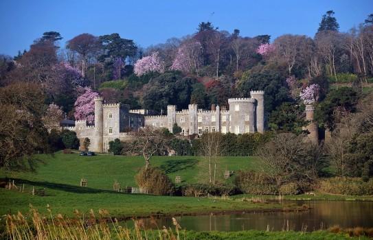 Caerhays Castle Garden