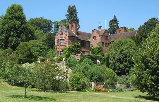 Chartwell House Gardens