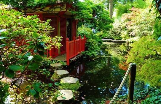 Compton Acres Garden