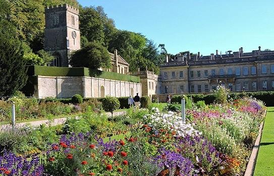 Dyrham Park  Garden