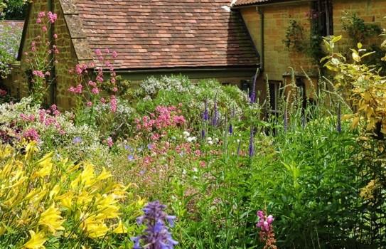 East Lambrook Manor Garden