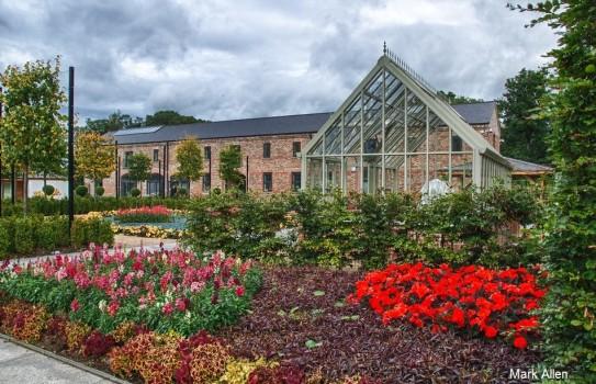 Antrim Castle Garden