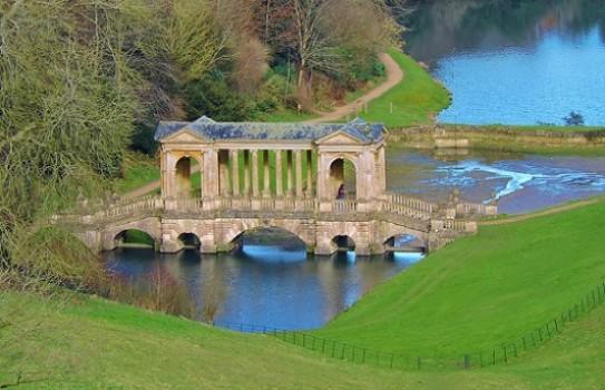 Gardens in Bath
