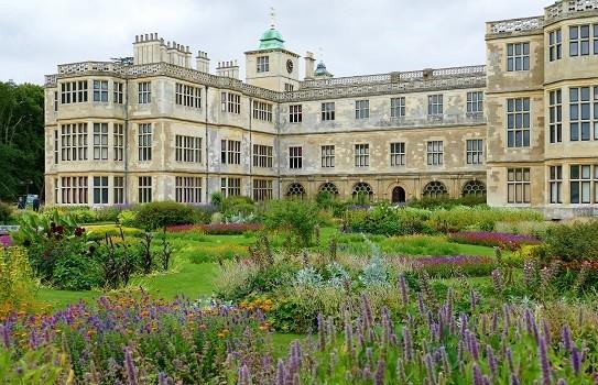 Gardens in Essex - Audley End