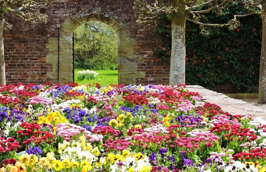 Gardens in Worcestershire