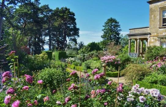 Great British Gardens - Kiftsgate Court Gardens