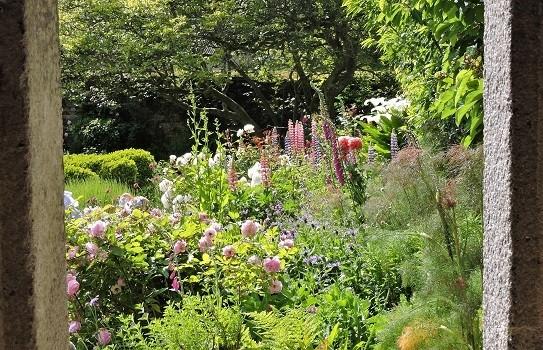 Godolphin House Garden a Great British Garden