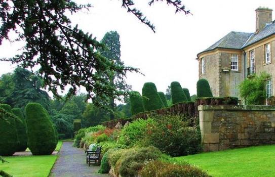 Hill of Tarvit Gardens
