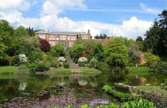 Hodnet Hall Garden