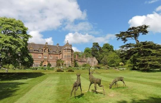 Knightshayes Court Garden