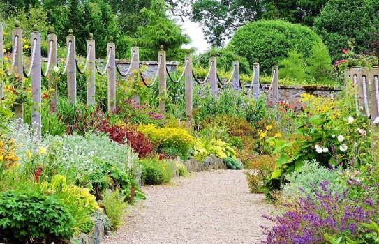 Leith Hall Garden