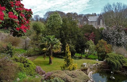 Lukesland Garden