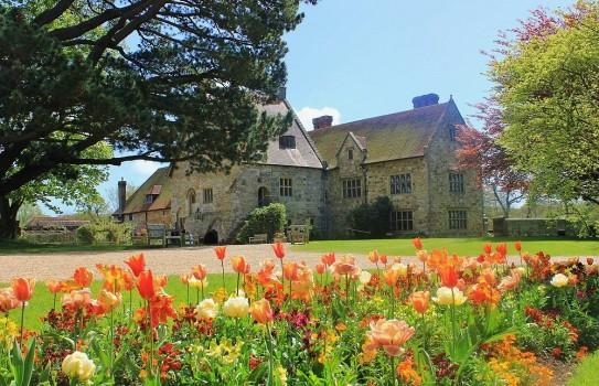 Michelham Priory Garden
