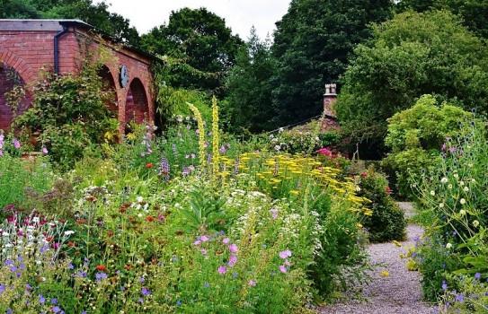 Norton Priory Garden