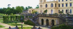 Osborne House and Gardens on the Isle of Wight