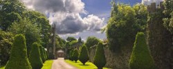Rowallane Gardens in Northern Ireland