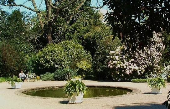 Saltram House Gardens