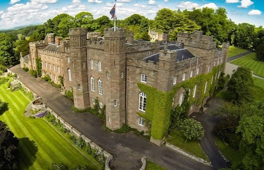 Scone Palace and Gardens