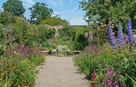 Spetchley Park Garden
