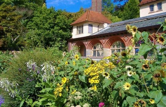 Standen House Garden