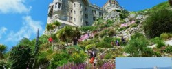 St. Michaels Mount Garden