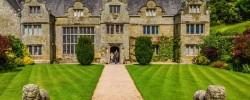 Trerice Manor and Garden