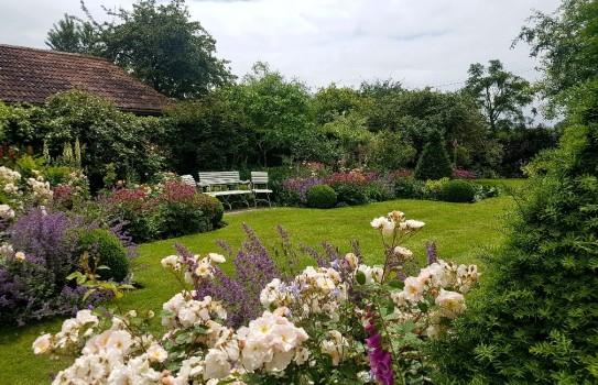 Westbrook House Garden