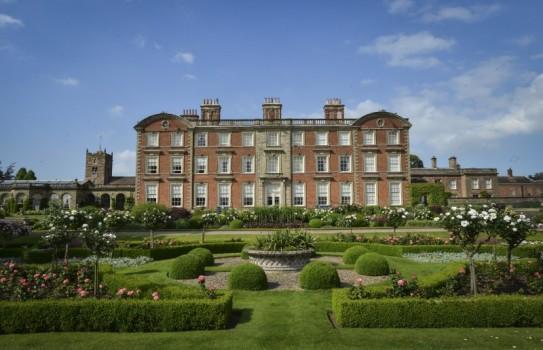 Weston Park Garden